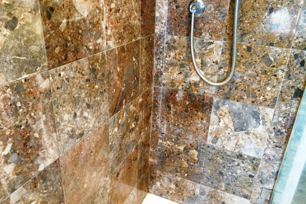 Shower Tile Polishing Shower Tile And Grout Cleaning Tips